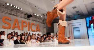 Calzado mexicano en pasarela de Sapica
