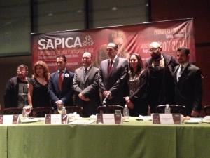 Conferencia de prensa para anunciar la 40 edición de Sapica