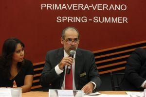 Presidente de Sapica, Fernando Márquez