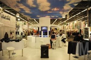 Stand en Intermoda en la Expo-Guadalajara
