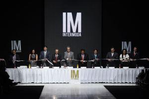 Inauguración simbólica de InterModa 63 en Guadalajara.