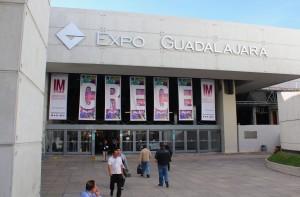 Acceso a Intermoda Guadalajara.
